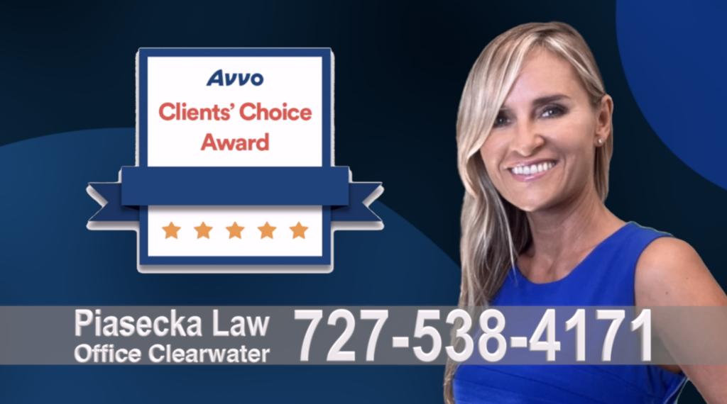 Avvo, Wills, Trusts, Clearwater, Florida, Attorney, Lawyer, Agnieszka Piasecka, Aga Piasecka, Piasecka Law